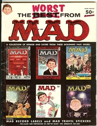 Picture of Worst From MAD 1958