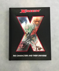 Picture of X-Men the Characters and Their Universe HC