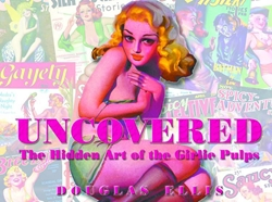 Picture of Uncovered the Hidden Art of the Girlie Pulp HC