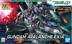 Picture of Gundam Avalanche Exia HG 1/144 Model Kit