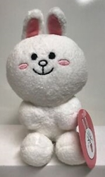 "Picture of Line Friends Cony 7"" Plush"