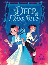 Picture of Deep and Dark Blue HC