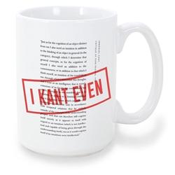 Picture of I Kant Mug