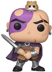Picture of Pop Games Dungeons and Dragons Minsc and Boo Vinyl Figure