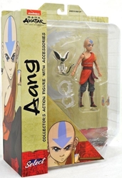 Picture of Avatar the Last Airbender Aang Figure