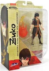 Picture of Avatar Last Airbender Zuko Figure