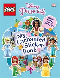 Picture of LEGO Disney Princess My Enchanted Sticker Book