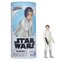 Picture of Star Wars Galaxy of Adventure Wave 2 Princess Leia Figure
