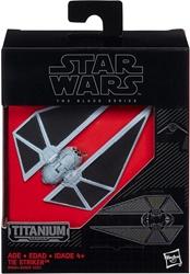 Picture of Star WarsTie Striker Titanium Series Black Series Figure