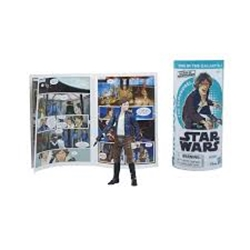 Picture of Star Wars Galaxy of Adventure Wave 2 Han Solo Figure