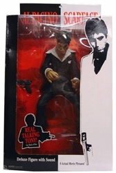 Picture of Al Pacino Scarface Deluxe Figure with Sound
