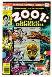 Picture of 2001 Space Odyssey #1