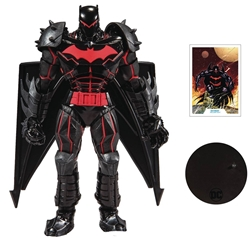 Picture of DC Multiverse Armored Hellbat Suit Batman 7-Inch Figure