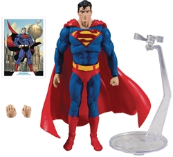 Picture of DC Multiverse Action Comics #1000 Superman 7-Inch Figure