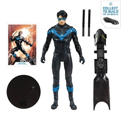 """Picture of Nightwing DC Multiverse 7"""" Figure"""