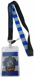 Picture of Harry Potter Ravenclaw Lanyard with card holder