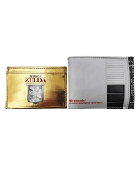 Picture of Nintendo 2-in-1 Bi-Fold Wallet and Card Wallet Set