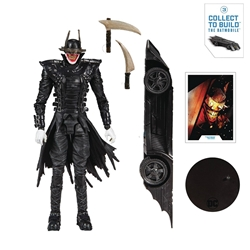 Picture of DC Multiverse Batman Who Laughs 7-Inch Figure