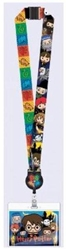 Picture of Harry Potter Lanyard with card holder