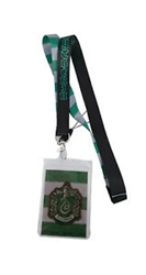 Picture of Harry Potter Slytherin Lanyard with card holder