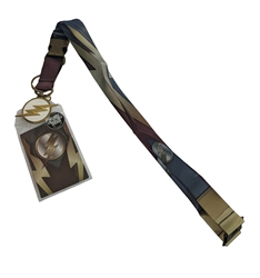Picture of Flash Suit Up Metal Clip Charm Lanyard