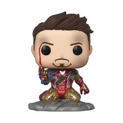 Picture of Funko Pop Avengers Endgame Iron Man PX Exclusive GITD