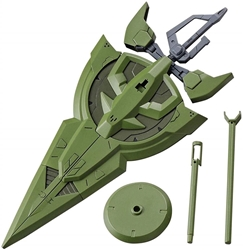 Picture of Gundam Build Divers Mass-Produced Zeonic Sword HGBD Model Kit