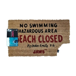 Picture of Jaws Beach Closed Doormat