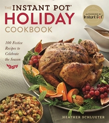 Picture of Instant Pot Holiday Cookbook HC