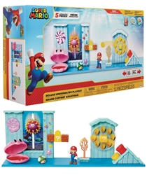 Picture of Nintendo 2-1/2in Figure Deluxe Underwater Playset