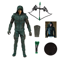 "Picture of Green Arrow DC Multiverse 7"" Figure"