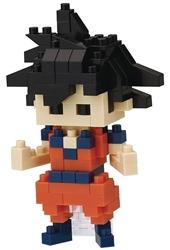 Picture of Dragon Ball Z Goku Nanoblock Set