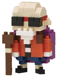 Picture of Dragon Ball Z Master Roshi Nanoblock Set