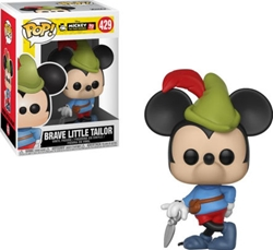 Picture of Pop Disney 90th Anniversary Brave Little Tailor Mickey Vinyl Figure