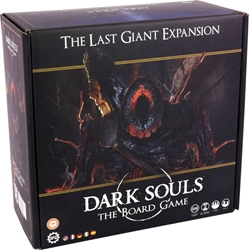 Picture of Dark Souls The Last Giant Expansion Board Game