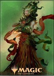 Picture of Magic the Gathering Vraska Magnet