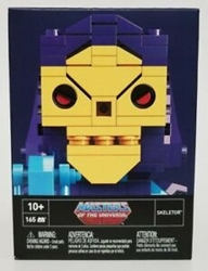 Picture of Mega Bloks Kubros Masters of The Universe Skeletor Building Set 165 Pieces