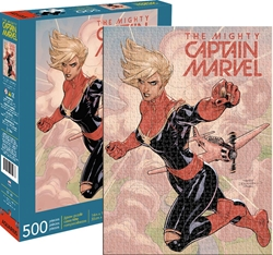 Picture of Captain Marvel #50 500 Piece Jigsaw Puzzle