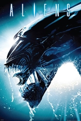 "Picture of Aliens 24"" x 36"" Poster"