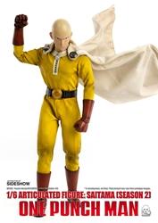 Picture of One-Punch Man Saitama Threezero Sixth Scale Figure