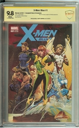 Picture of X-Men Blue #1