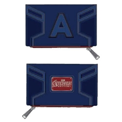 Picture of Captain America Endgame Hero Flap Wallet