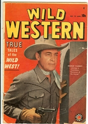 Picture of Wild Western #10