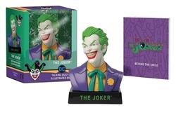 Picture of Joker Talking Figure and Illustrated Book Mini Kit