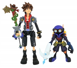 Picture of Kingdom Hearts 3 Select Series 2 Toy Story Sora Figure