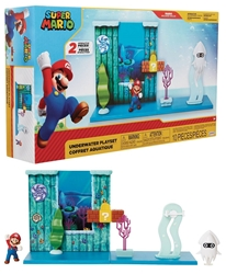 Picture of Nintendo 2-1/2in Figure Underwater Playset