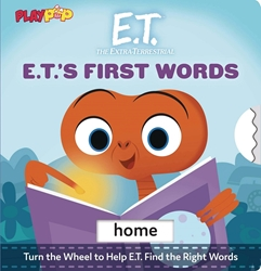 Picture of E.T.'s First Words Book
