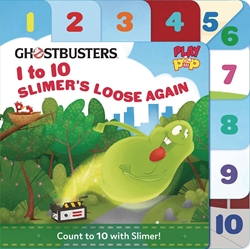 Picture of Ghostbusters 1 to 10 Slimer's Loose Again Board Book