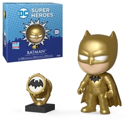 Picture of 5 Star DC Super Heroes Batman (Golden Midas) [Fall Convention] Vinyl Figure
