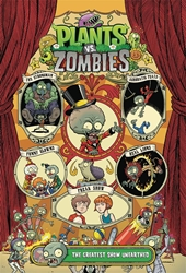 Picture of Plants vs Zombies Greatest Show Unearthed HC